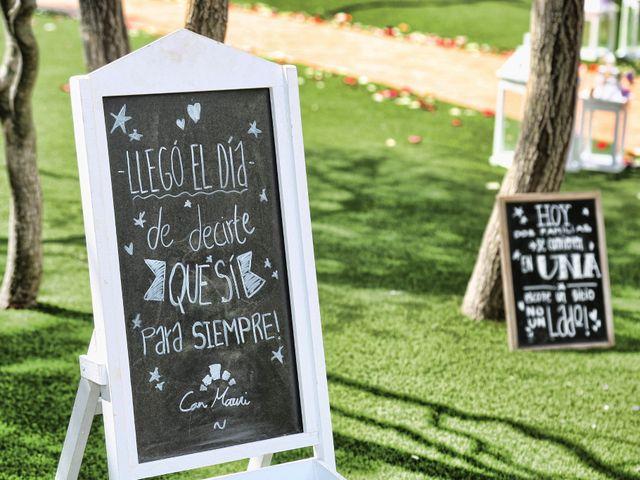 La boda de Daniel y Laia en Polinya, Barcelona 1
