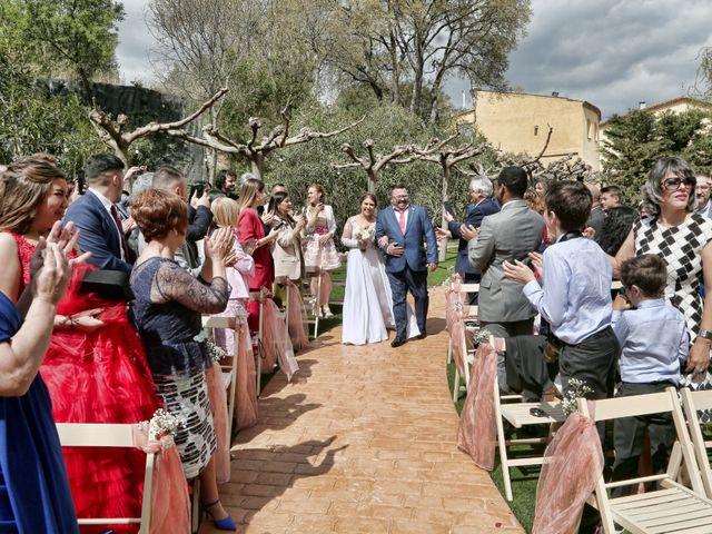 La boda de Daniel y Laia en Polinya, Barcelona 6