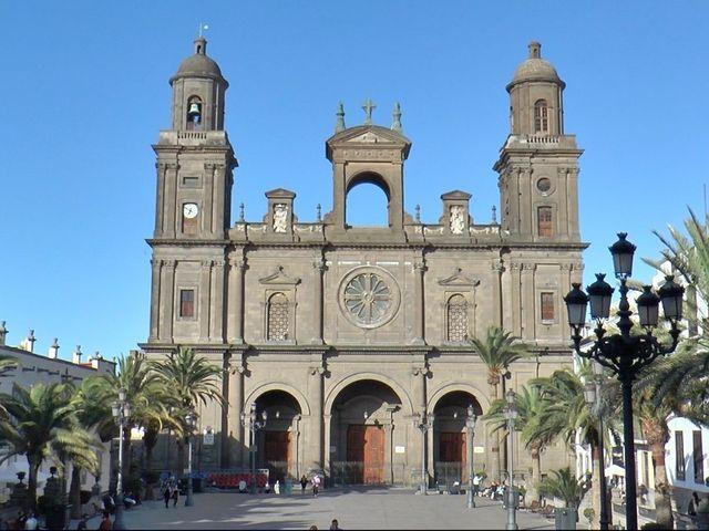 La boda de Pablo y Lourdes en Las Palmas De Gran Canaria, Las Palmas 2