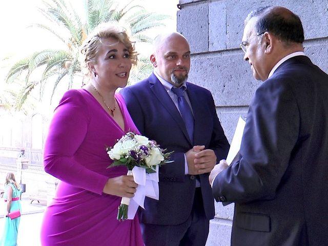 La boda de Pablo y Lourdes en Las Palmas De Gran Canaria, Las Palmas 7