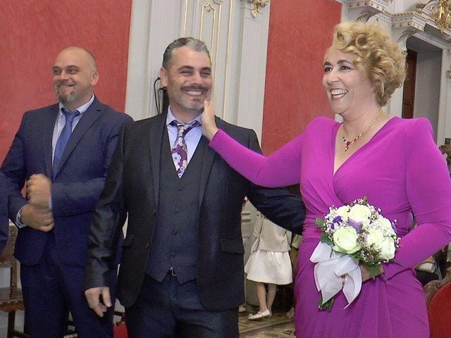 La boda de Pablo y Lourdes en Las Palmas De Gran Canaria, Las Palmas 18