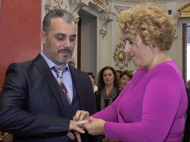 La boda de Pablo y Lourdes en Las Palmas De Gran Canaria, Las Palmas 24