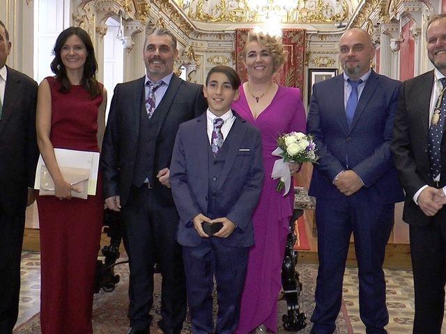 La boda de Pablo y Lourdes en Las Palmas De Gran Canaria, Las Palmas 33