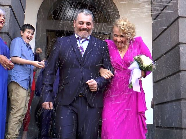 La boda de Pablo y Lourdes en Las Palmas De Gran Canaria, Las Palmas 38
