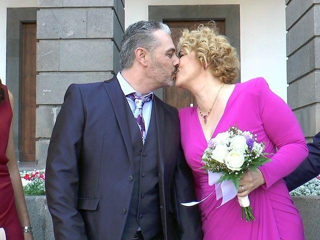 La boda de Pablo y Lourdes en Las Palmas De Gran Canaria, Las Palmas 40