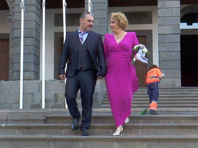 La boda de Pablo y Lourdes en Las Palmas De Gran Canaria, Las Palmas 42
