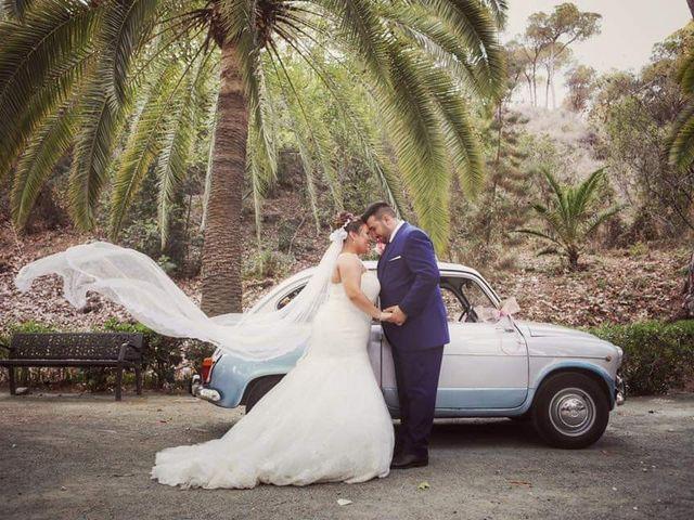 La boda de Jose y Silvia en Málaga, Málaga 5
