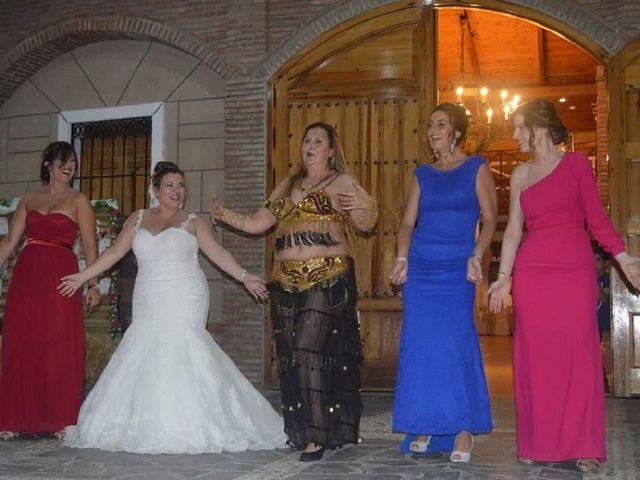 La boda de Jose y Silvia en Málaga, Málaga 8