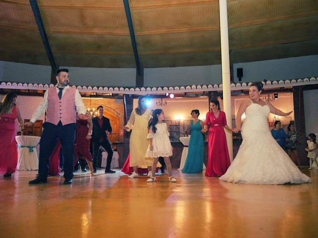 La boda de Jose y Silvia en Málaga, Málaga 10
