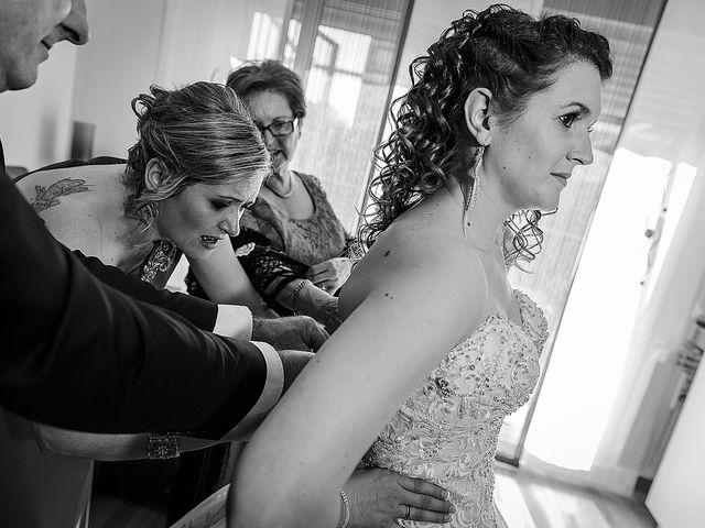 La boda de Juan Carlos y Rocio en Guadarrama, Madrid 9