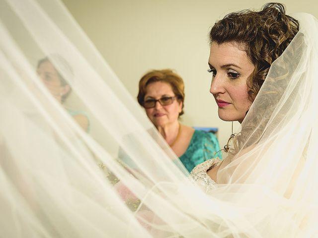 La boda de Juan Carlos y Rocio en Guadarrama, Madrid 12