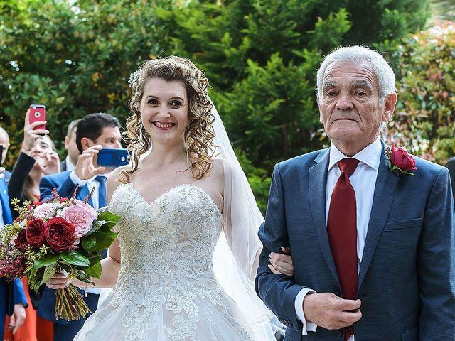 La boda de Juan Carlos y Rocio en Guadarrama, Madrid 14