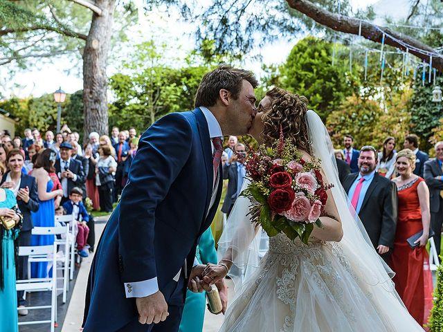 La boda de Juan Carlos y Rocio en Guadarrama, Madrid 16
