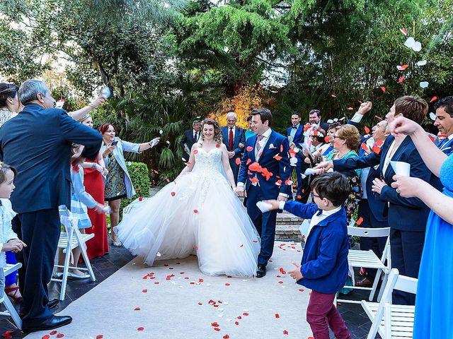 La boda de Juan Carlos y Rocio en Guadarrama, Madrid 20