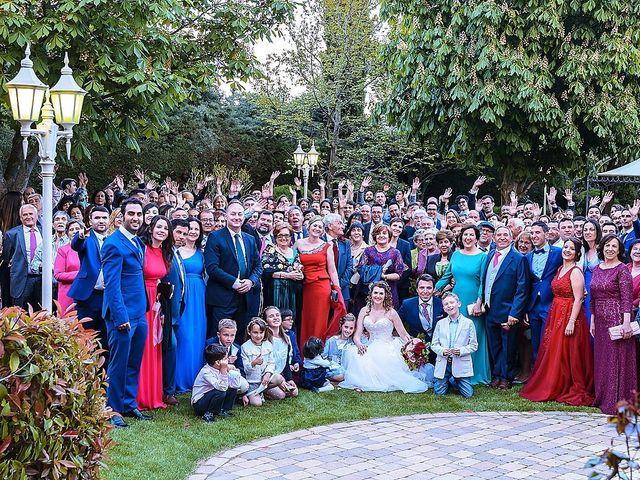 La boda de Juan Carlos y Rocio en Guadarrama, Madrid 21
