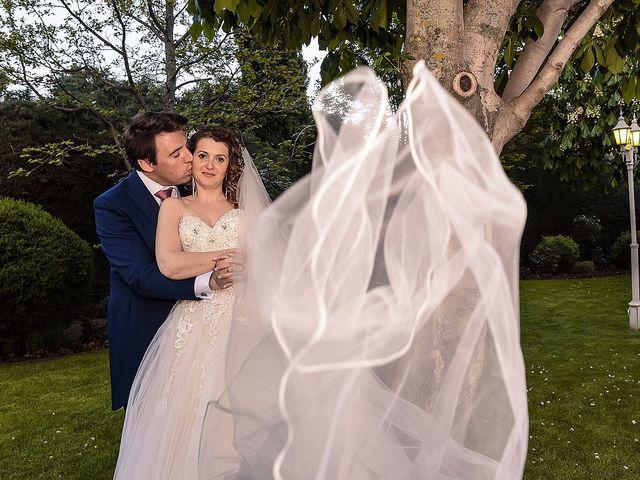 La boda de Juan Carlos y Rocio en Guadarrama, Madrid 23