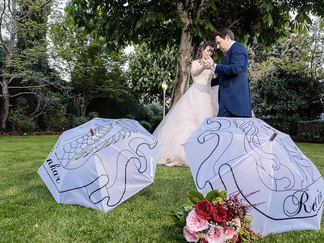 La boda de Juan Carlos y Rocio en Guadarrama, Madrid 25