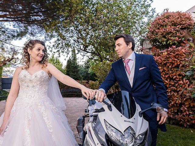 La boda de Juan Carlos y Rocio en Guadarrama, Madrid 28