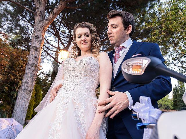 La boda de Juan Carlos y Rocio en Guadarrama, Madrid 29