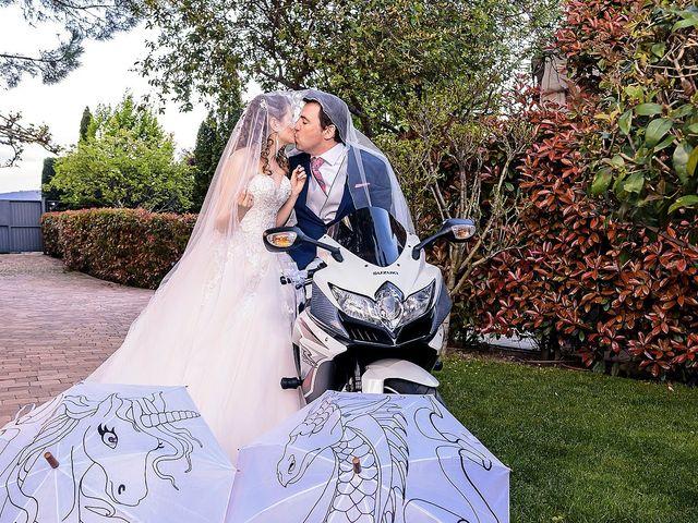 La boda de Juan Carlos y Rocio en Guadarrama, Madrid 30