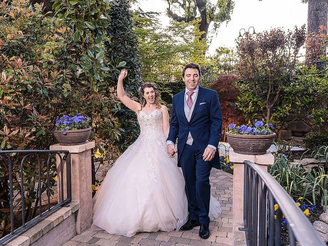 La boda de Juan Carlos y Rocio en Guadarrama, Madrid 31