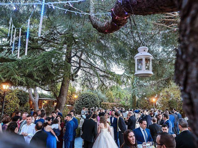 La boda de Juan Carlos y Rocio en Guadarrama, Madrid 32
