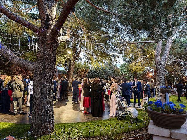 La boda de Juan Carlos y Rocio en Guadarrama, Madrid 34
