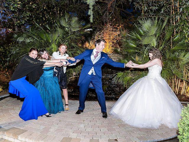 La boda de Juan Carlos y Rocio en Guadarrama, Madrid 36