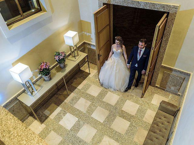 La boda de Juan Carlos y Rocio en Guadarrama, Madrid 37