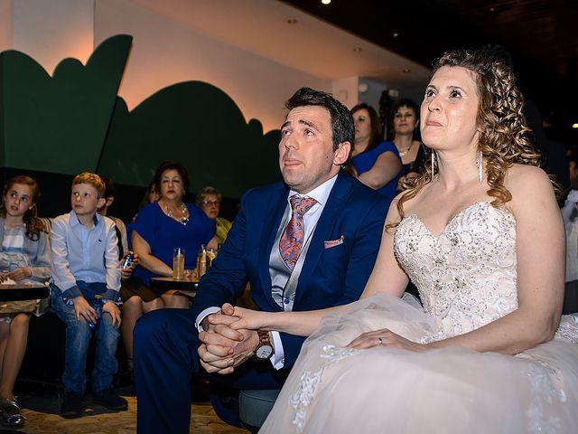 La boda de Juan Carlos y Rocio en Guadarrama, Madrid 49
