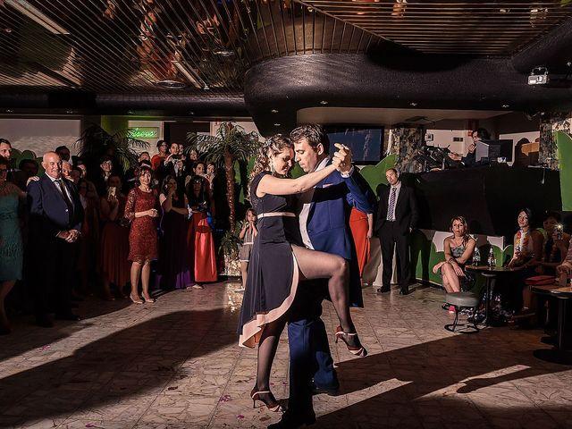 La boda de Juan Carlos y Rocio en Guadarrama, Madrid 55
