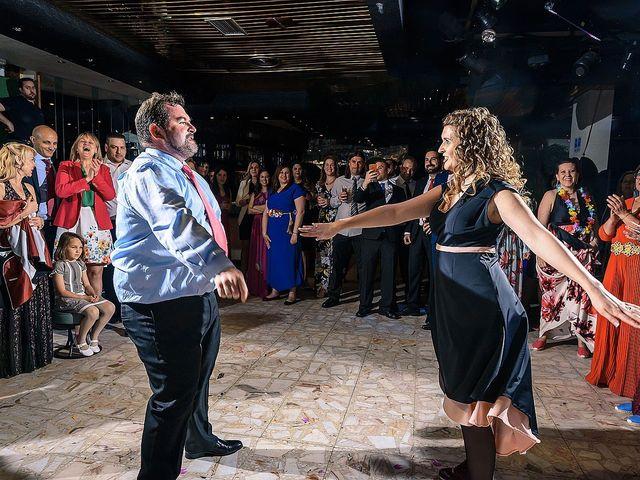 La boda de Juan Carlos y Rocio en Guadarrama, Madrid 63