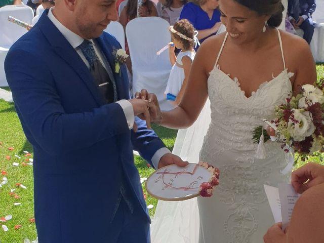 La boda de Cristian  y Fana en Badajoz, Badajoz 7