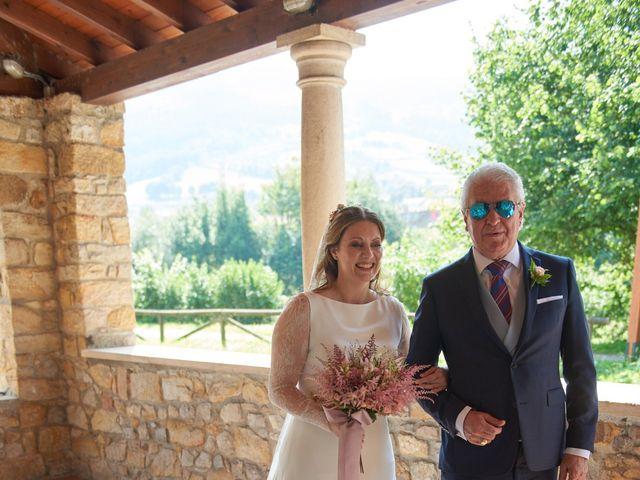 La boda de Thiago y Amelia en Gijón, Asturias 9
