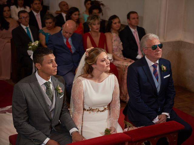 La boda de Thiago y Amelia en Gijón, Asturias 12