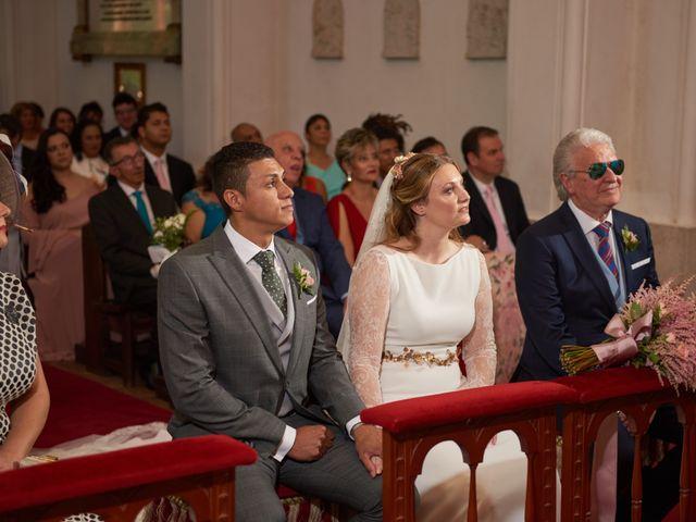La boda de Thiago y Amelia en Gijón, Asturias 13