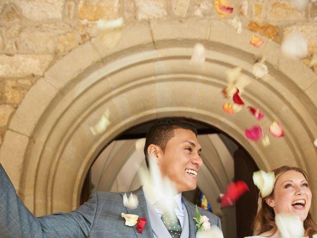 La boda de Thiago y Amelia en Gijón, Asturias 22