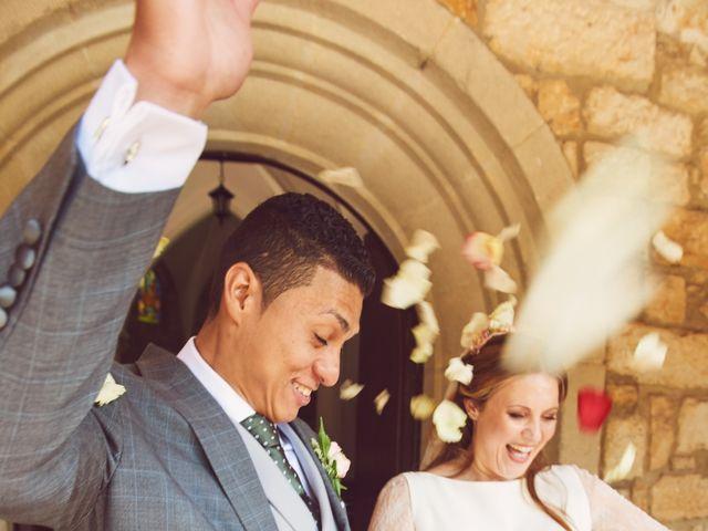 La boda de Thiago y Amelia en Gijón, Asturias 23