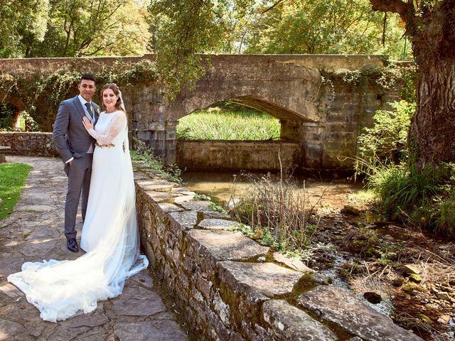 La boda de Thiago y Amelia en Gijón, Asturias 1