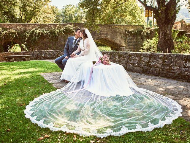 La boda de Thiago y Amelia en Gijón, Asturias 2
