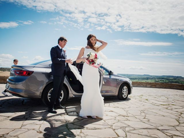 La boda de Manuel y Nerea en Monzon, Huesca 13