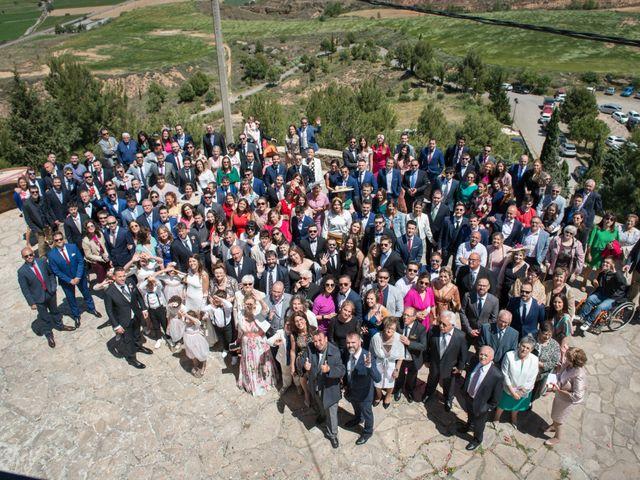 La boda de Manuel y Nerea en Monzon, Huesca 19