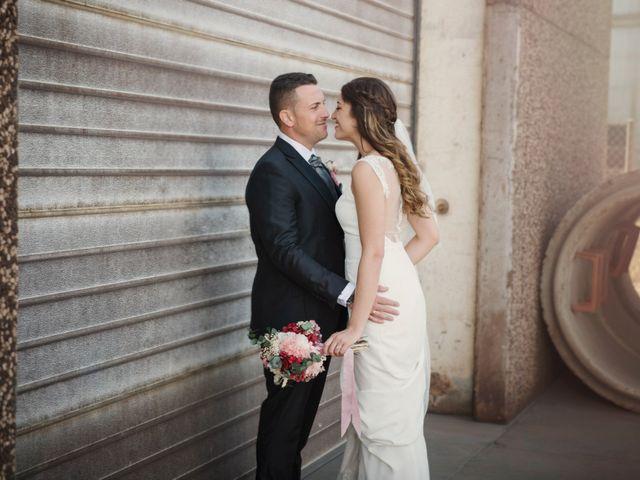 La boda de Manuel y Nerea en Monzon, Huesca 21
