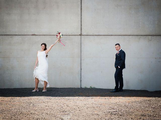 La boda de Manuel y Nerea en Monzon, Huesca 22