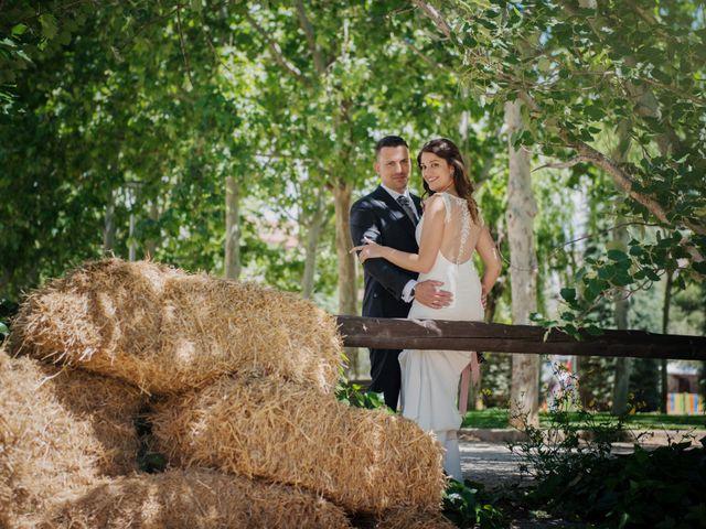 La boda de Manuel y Nerea en Monzon, Huesca 25