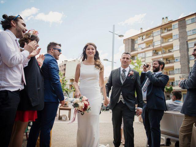 La boda de Manuel y Nerea en Monzon, Huesca 27