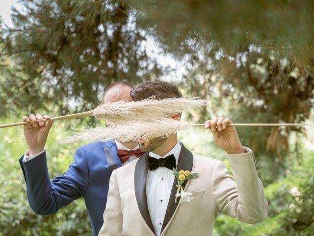 La boda de Juanma y Alberto en Rivas-vaciamadrid, Madrid 2