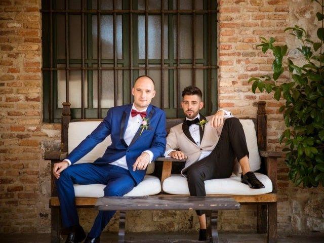 La boda de Juanma y Alberto en Rivas-vaciamadrid, Madrid 3