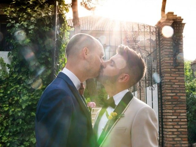La boda de Juanma y Alberto en Rivas-vaciamadrid, Madrid 4