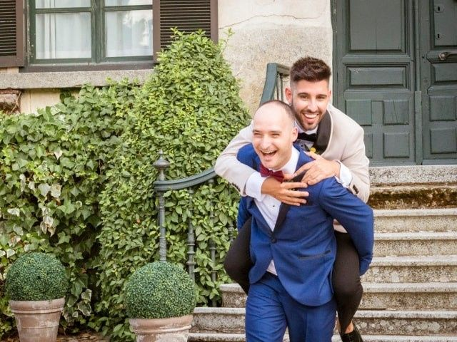 La boda de Juanma y Alberto en Rivas-vaciamadrid, Madrid 6